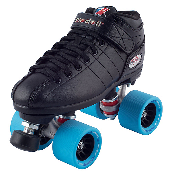 Riedell R3 Demon Speed Roller Skates 2017, , 600