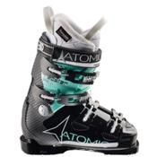 Atomic Redster Pro 80 W Womens Ski Boots, Black-Mint, medium