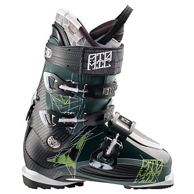 Atomic Waymaker Carbon 110 Ski Boots, Dark Green, viewer