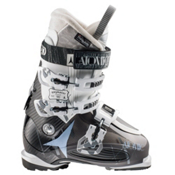 Atomic Waymaker Carbon 90 W Womens Ski Boots, Black Translucent-White, medium