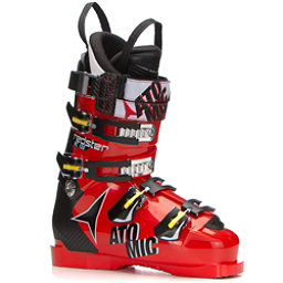 Atomic Redster WC 130 Race Ski Boots, Red-Black, 256
