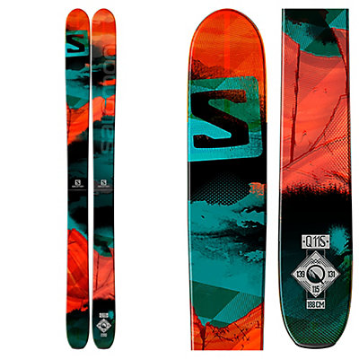 Salomon Q-115 Skis, , viewer