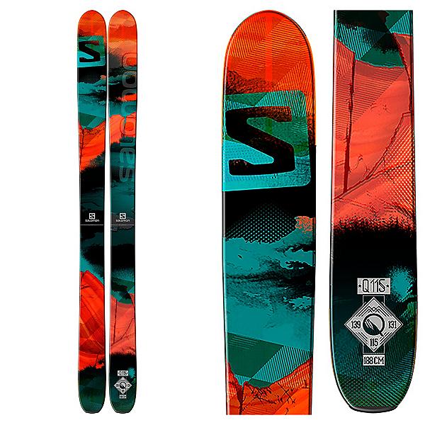 Salomon Q-115 Skis, , 600