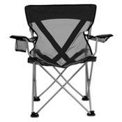 Travel Chair Teddy Steel Chair, Black, medium