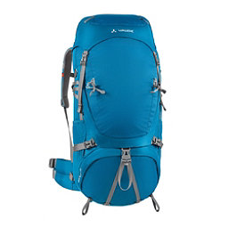 Vaude Astrum 60+10 Womens Backpack, Sea Blue, 256