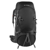 Vaude Astrum 70+10 Backpack, Black, medium