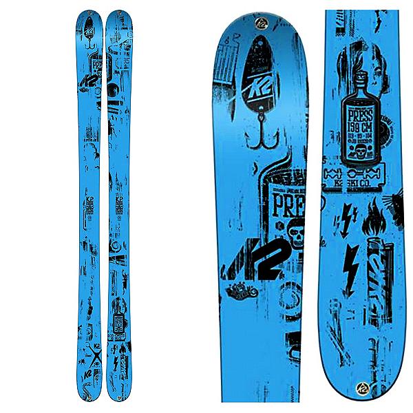 K2 Press Skis, , 600