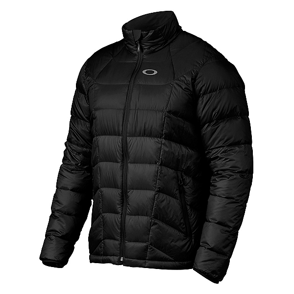 Oakley Hatch Down Mens Jacket, Jet Black, 600