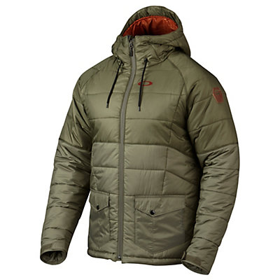Oakley Hull Thinsulate Jacket, Jet Black, viewer