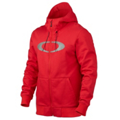 Oakley F-14 Ellipse Hoodie, Red Line, medium
