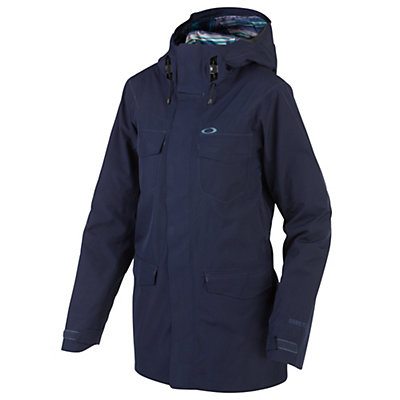 Oakley Echo Gore-Tex Biozone Womens Insulated Ski Jacket, , viewer