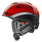 Carrera Zephyr Helmet, Red Anthracite Matte, medium