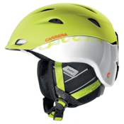 Carrera Zephyr Helmet, Lime, medium