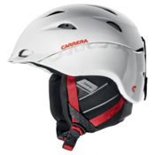Carrera Zephyr Helmet, White, medium