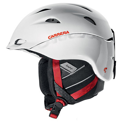 Carrera Zephyr Helmet, Lime, viewer