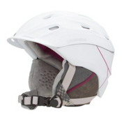 Carrera Mauna Womens Helmet, White Matte, medium