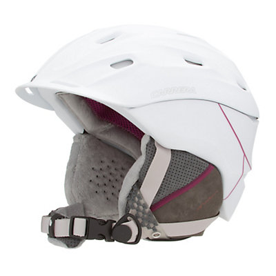 Carrera Mauna Womens Helmet, White Matte, viewer
