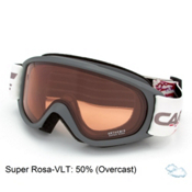 Carrera Arthemis Womens Goggles, Grey Matte Graffiti-Super Rosa, medium