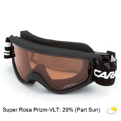 Carrera Arthemis Womens Goggles, Black Matte Diamonds-Srosapz, medium