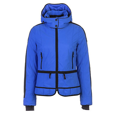 Bogner Fire + Ice Nuria Down Womens Insulated Ski Jacket, Cornflower, viewer