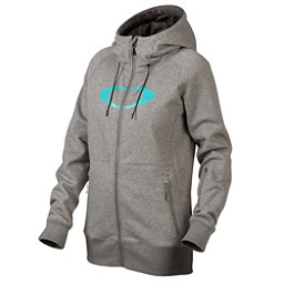Oakley Hotel Ellipse Womens Hoodie, Heather Grey, 256