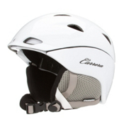 Carrera Solace Womens Helmet, White Shiny, medium