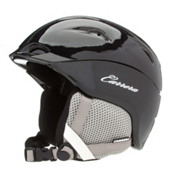 Carrera Solace Womens Helmet, Black Shiny, medium