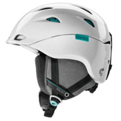 Carrera Solace Womens Helmet, White, medium
