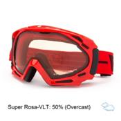 Carrera Kimerik Reload SPH Goggles, Red Victory-Super Rosa Sph, medium