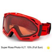 Carrera Kimerik Reload SPH Goggles, Red Victory-Super Rosa Photo Chromic Sph, medium