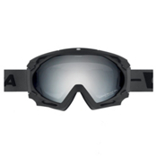 Carrera Kimerik Reload SPH Goggles, Black Rubb Vict-Silver Flash S, medium