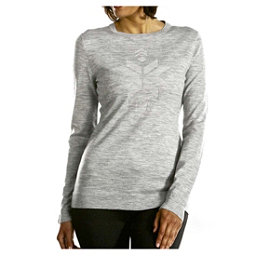 Meister Kate Womens Sweater, Charcoal Heather, 256