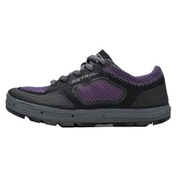 Astral Aquanaut Womens Watershoes, Black-Purple, 256