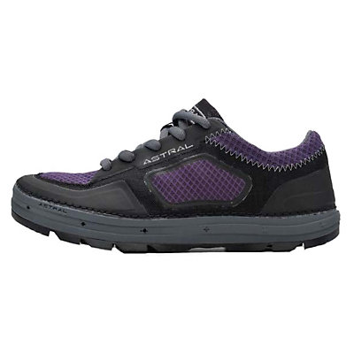 Astral Aquanaut Womens Watershoes, Black-Purple, viewer