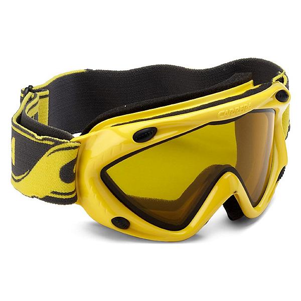Carrera Kimerik S Kids Goggles, Yellow-Sgold, 600