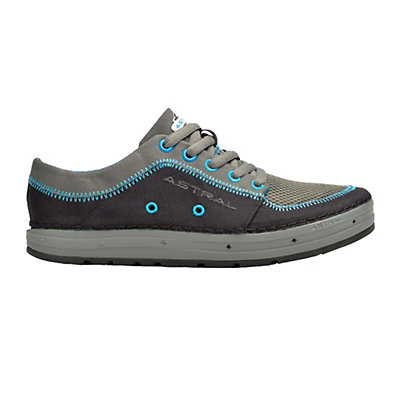 Astral Brewess Womens Watershoes, Black-Azul, viewer