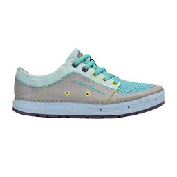 Astral Brewess Womens Watershoes, Gray-Turquoise, 256