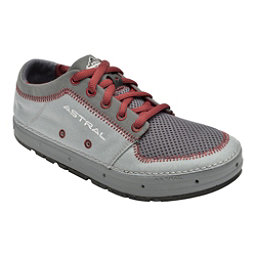 Astral Brewess Womens Watershoes, Gray-Maroon, 256