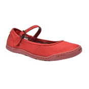 Astral Mary Jay Womens Shoes, Red-Red, medium