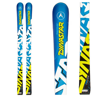 Dynastar Team Course Junior Race Skis with Look NX 10 Bindings, , viewer