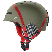 Carrera X-01 Ski Helmet, Military Matte, medium