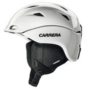 Carrera Apex Helmet, White Shiny, medium