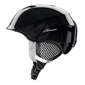 Carrera C-Lady Womens Helmet, Black Shiny, medium