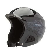 Carrera CJ-1 Kids Helmet, Black Shiny, medium
