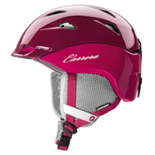 Carrera Mystic Womens Helmet, Dark Fucsia Flow Pink, medium