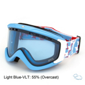 Carrera Zenith Goggles, Lgt Blue Shuriken M-Light Blue, medium