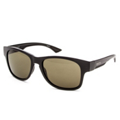 Smith Wayward Chromapop Sunglasses, Black-Polar Gray Green Chromapop, medium