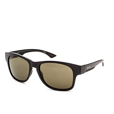 Smith Wayward Chromapop Sunglasses, Black-Polar Gray Green Chromapop, viewer