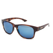 Smith Wayward Chromapop Sunglasses, Havana-Polar Blue Mirror Chromapop, medium