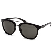Smith Clayton Polar Sunglasses, Black-Polar Gray Green, medium